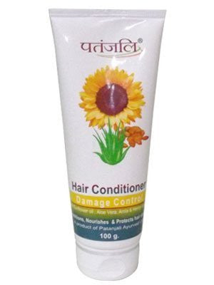 Buy 2 Pack Patanjali Hair Conditioner - Damage Control, 100 gms each online for USD 12.5 at alldesineeds
