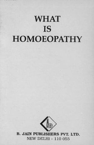Buy What Is Homoeopathy [Paperback] [Jun 30, 2001] Wadia, S. R. online for USD 7.38 at alldesineeds
