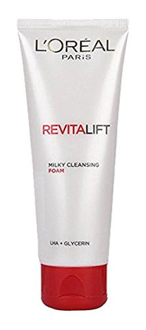 Buy L'Oreal Paris Dermo Expertise Revitalift Foam, 100ml online for USD 15.22 at alldesineeds