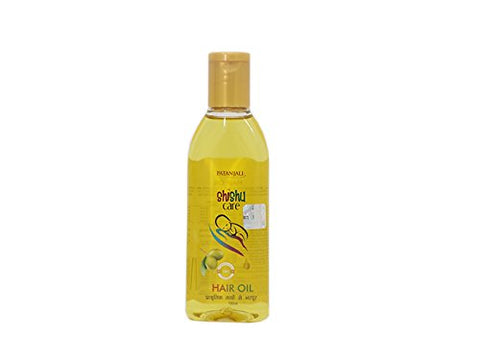 2 Pack Patanjali Shishu Care Hair Oil (100ml)