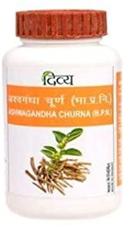 2 x PATANJALI ASHWAGANDHA CHURNA 100G - Indian ginseng. It helps you recover from anxiety and depression -