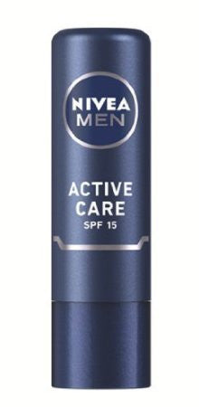 Buy 2 Pack Nivea Men Active Care Spf 15, 4.8gms each online for USD 10.2 at alldesineeds