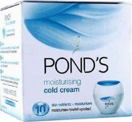 Buy 2 x Ponds Moisturizing Cold Cream 189 ml each (Set of 2) online for USD 23.66 at alldesineeds