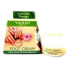 Buy 5 Pack Foot Cream - Clove & Sandal Oil 30 gms each (Total 150 gms) online for USD 22.28 at alldesineeds