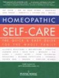 Buy Homeopathic Self Care [Paperback] [Jul 30, 2008] Ullman, Robert and Reichenberg online for USD 26.05 at alldesineeds