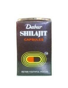 Buy Dabur Shilajit - 30 Capsules online for USD 8.79 at alldesineeds