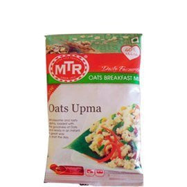Buy 2 x MTR Breakfast Mix - Oats Upma 170 gms each (Total 340 gms) online for USD 13.85 at alldesineeds