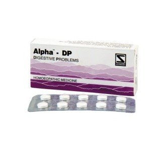 Buy 2 Pack of Alpha DP tablets (Total 80 tablets) - Schwabe Homeopathy online for USD 17.85 at alldesineeds