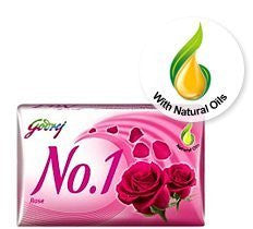 Buy Godrej No. 1 Rose Soap 115gram online for USD 9.96 at alldesineeds