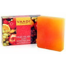 Buy 6 Pack Vaadi FRUIT SPLASH SOAP 75 gms each online for USD 14.93 at alldesineeds