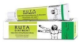 Ruta Ointment for Muscle Pain 25 gms each- Baksons Homeopathy