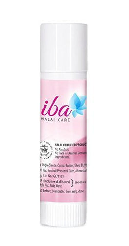 Buy Pack of 2 Iba Halal Care PureLips Moisturising Balm, Strawberry, 4.2gms each online for USD 11 at alldesineeds