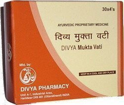 3 Pack Ramdev Ayurvedic Divya Herbal (For High Blood Pressure) Mukta Vati - alldesineeds