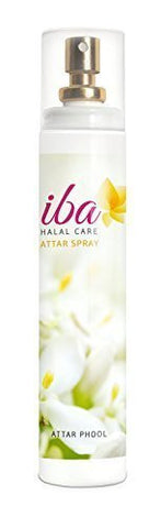 Buy Pack of 2 Iba Halal Care Attar Spray Attar Phool, 150ml each (Total 300 ml) online for USD 17.99 at alldesineeds