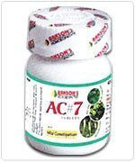 AC#7 (75 Tablets) - Baksons Homeopathy - alldesineeds