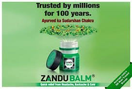 Buy Pack of 3 Zandu Balm - 25 ml each (Total 75 ml) online for USD 12.9 at alldesineeds