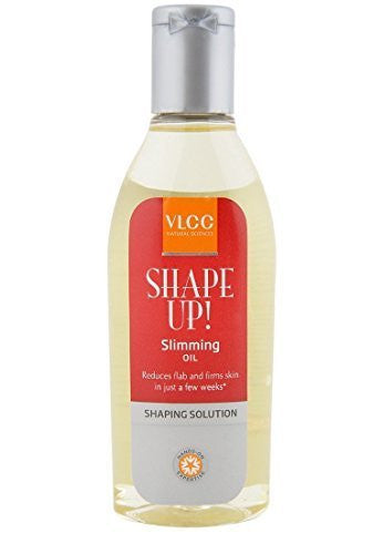 Buy 2 X Vlcc Shape up Slimming Oil 100 Ml each online for USD 34.7 at alldesineeds