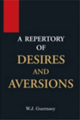 Buy Repertory of Desires & Aversions [Jan 01, 2011] Guernsey, William Jefferson online for USD 8.36 at alldesineeds
