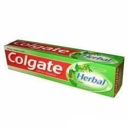 Pack of 3 Colgate Herbal Toothpaste - 200 gms each (Total 600 gms) - alldesineeds