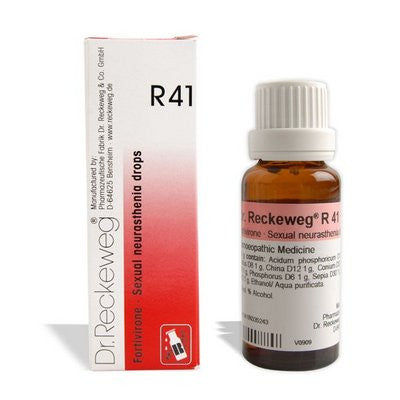 Dr. Reckeweg R41 – Sexual Neurasthenia drops - alldesineeds
