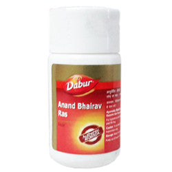Dabur Anandbhairav Ras 40 Tablets combo of 5 packs - alldesineeds