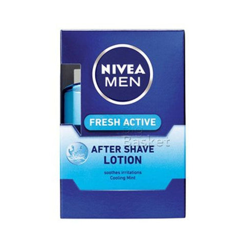 Buy NIVEA After Shave Lotion - Fresh Active 100 ml Tube online for USD 10.84 at alldesineeds