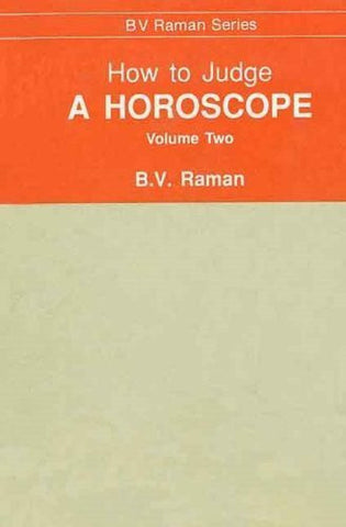 Buy How to Judge a Horoscope [Paperback] [Jun 01, 1991] Raman, B. V. online for USD 21.05 at alldesineeds