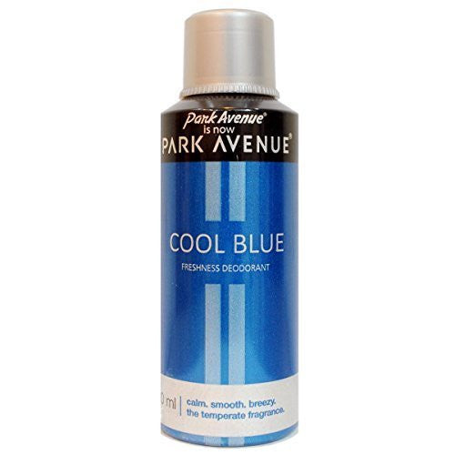 Buy 2 x Park Avenue Cool Blue Body Deodorant for Men, 100gms each online for USD 15.35 at alldesineeds