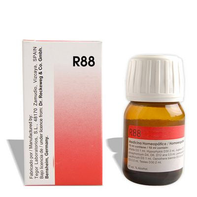 Dr. Reckeweg R88 Anti-Viral drops - alldesineeds