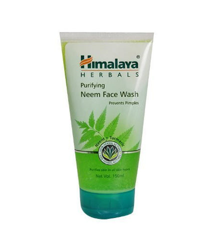 Buy 2 X Neem Face Wash by Himalaya 100 ml (Total 200 ml) online for USD 10.85 at alldesineeds