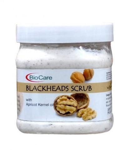 Buy Bio Care Blackheads Scrub 500ml online for USD 19.13 at alldesineeds