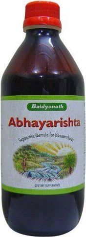 Baidyanath Abhayarishta 450ml - alldesineeds