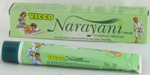 Buy Vicco Narayani Cream 15gm Pack of 5 online for USD 7.97 at alldesineeds