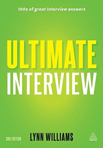 Buy Ultimate Interview: 100s of Great Interview Answers [Paperback] [Apr 15, 2012 online for USD 18.48 at alldesineeds