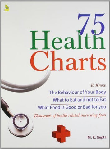Buy Health: Charts and Tables for You [Paperback] [Dec 15, 2004] Gupta, M.K. online for USD 16.01 at alldesineeds