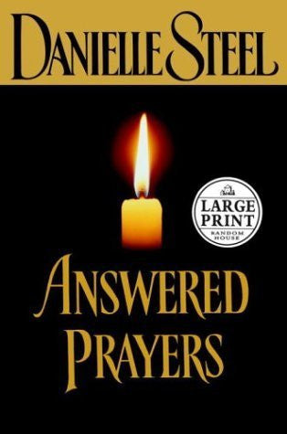 Buy Answered Prayers [Sep 30, 2003] Steel, Danielle online for USD 25.27 at alldesineeds