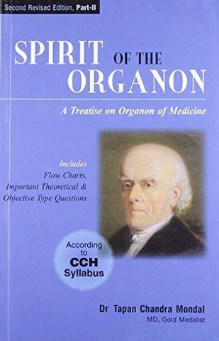 Buy Spirit of the Organon, 3rd Rev. Ed. - Vol. II (Includes Flow Charts, Important online for USD 16.68 at alldesineeds