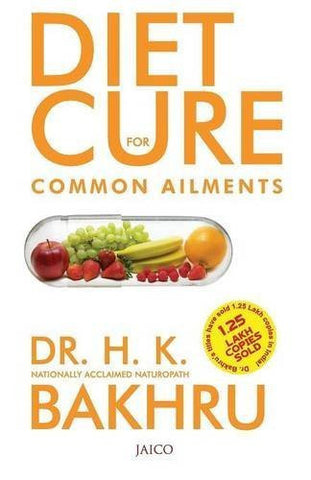 Buy Diet Cure for Common Ailments [Paperback] [Jan 27, 2015] Bakhru, Dr H. K. online for USD 20.56 at alldesineeds