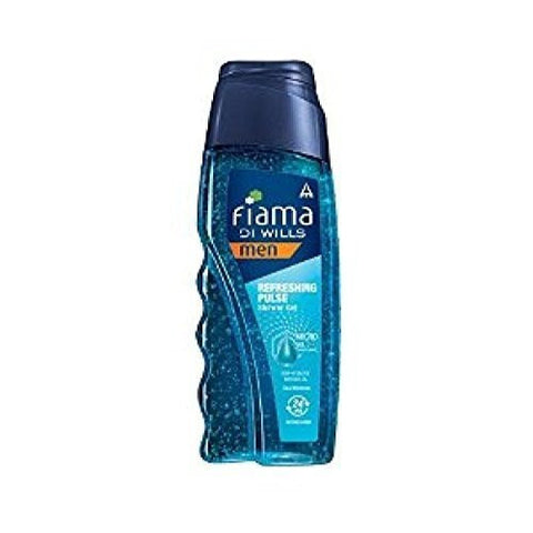 Buy 2 x Fiama Di Wills Men Refreshing Pulse Shower Gel 250 ml each online for USD 19.8 at alldesineeds
