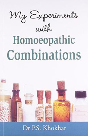 Buy My Experiments With Homoeopathic Combinations [Paperback] [Jun 30, 2005] online for USD 17.22 at alldesineeds