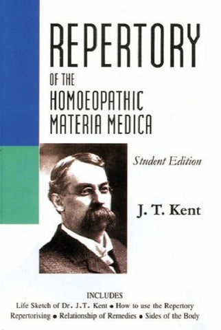 Buy Repertory of the Homeopathic Materia Medica [Jun 30, 2008] Kent, J. T. online for USD 46.62 at alldesineeds