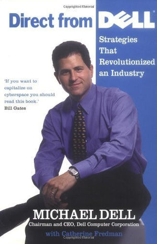 Buy Direct from Dell: Strategies That Revolutionized an Industry [Apr 03, 2000] online for USD 27.68 at alldesineeds