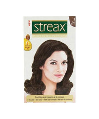Buy 3 Pack Streax Darkest Brown Hair Colour No.3, 50ml online for USD 11.45 at alldesineeds