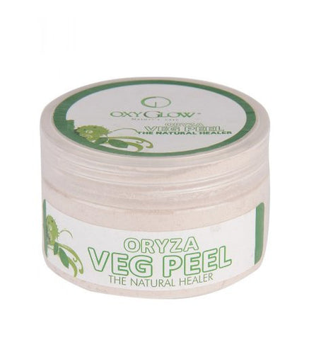 Oxyglow Orzya Veg Peel, 200gms - alldesineeds