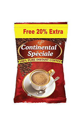 Continental Speciale Instant Coffee 50g - alldesineeds