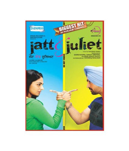 Buy Jatt & Juliet: PUNJABI DVD online for USD 8.99 at alldesineeds