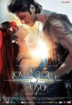 Buy Love Story 2050 online for USD 11.33 at alldesineeds