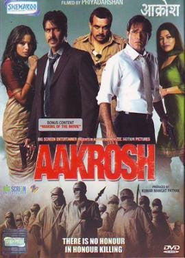 Buy Aakrosh online for USD 14.38 at alldesineeds