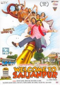 Buy Welcome To Sajjanpur + 1 Free Dvd online for USD 12.53 at alldesineeds