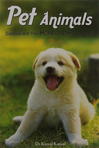 Buy Homeopathic Treatment of Pet Animals: Diseases & Their Homeopathic Treatment online for USD 8.4 at alldesineeds